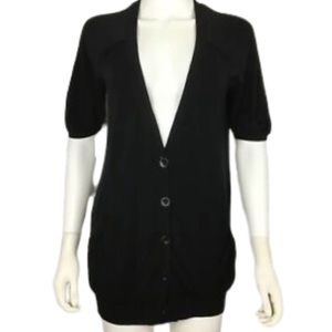 2/$25 💞Wilfred black button down cardigan